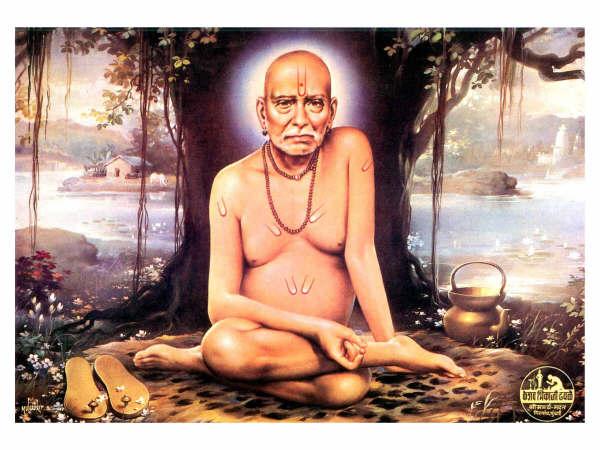 Shree Swami Samarth of Akkalkot